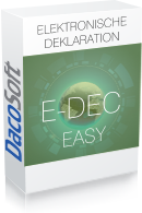 DacoSoft AG | E-Dec Easy
