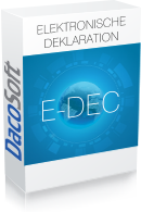 DacoSoft AG | E-DEC | Elektronische Deklaration